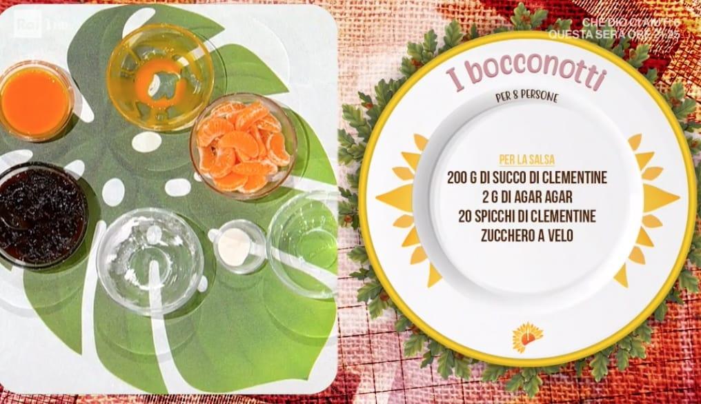 Antonella Ricci prepara i bocconotti con la crema per le ricette dolci E' sempre mezzogiorno