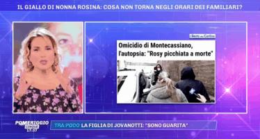 omicidio nonna Rosina