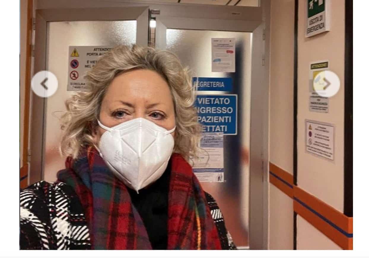 Un giorno difficile per Carolyn Smith, oggi saprà se il tumore è andato via (Foto)
