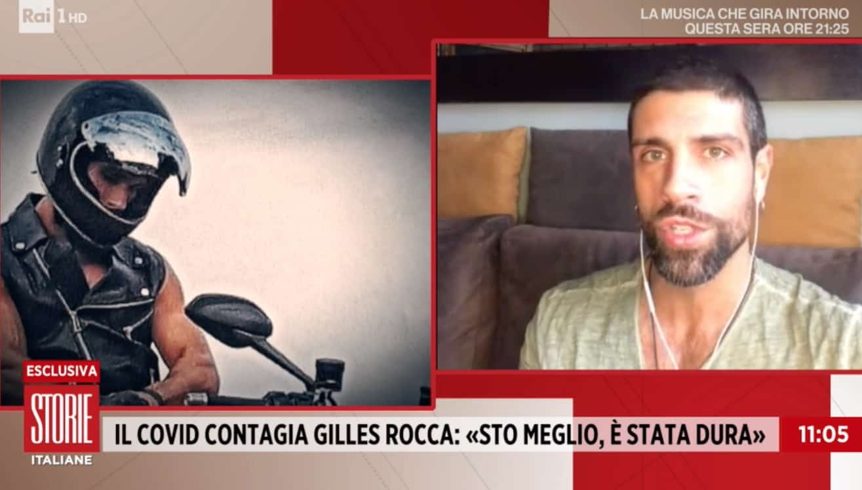 Gilles Rocca è stato malissimo, positivo al Covid ancora oggi ma non lo sapeva nessuno (Foto)