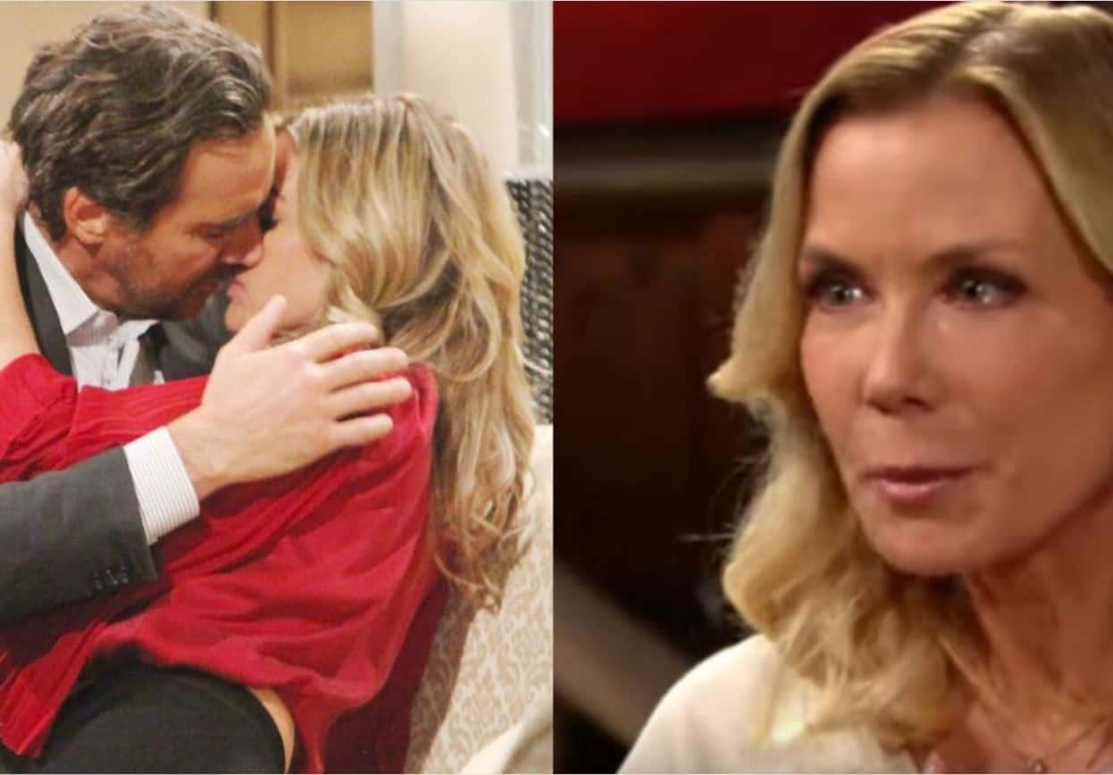 Beautiful anticipazioni: Shauna e Ridge si confidano, Brooke delusa