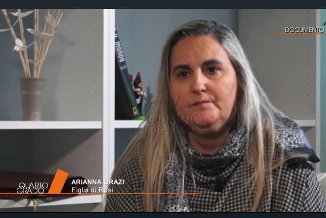 """Omicidio nonna Rosina parla Arianna Orazi: """"Non ho ucciso mia madre"""""""