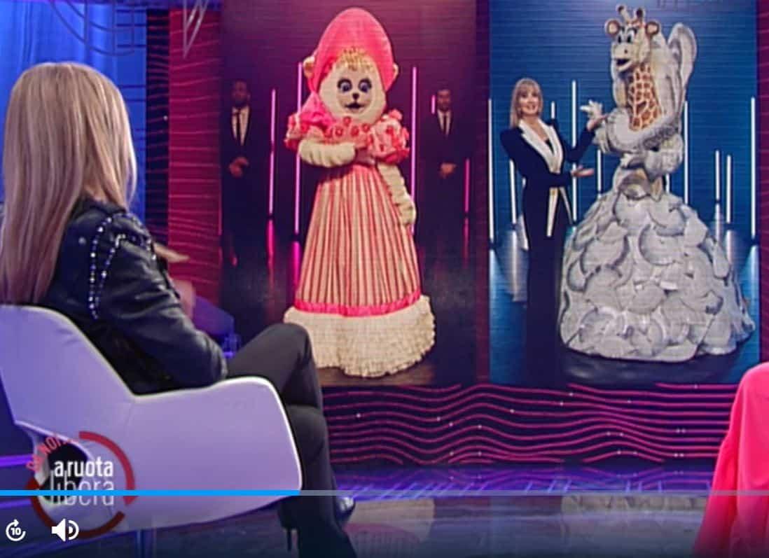 Il cantante mascherato 2: i nuovi indizi di Milly Carlucci sulle identità di concorrenti