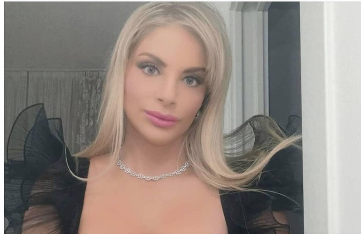 Francesca Cipriani torna in tv ma ricorda la violenza subita (Foto)
