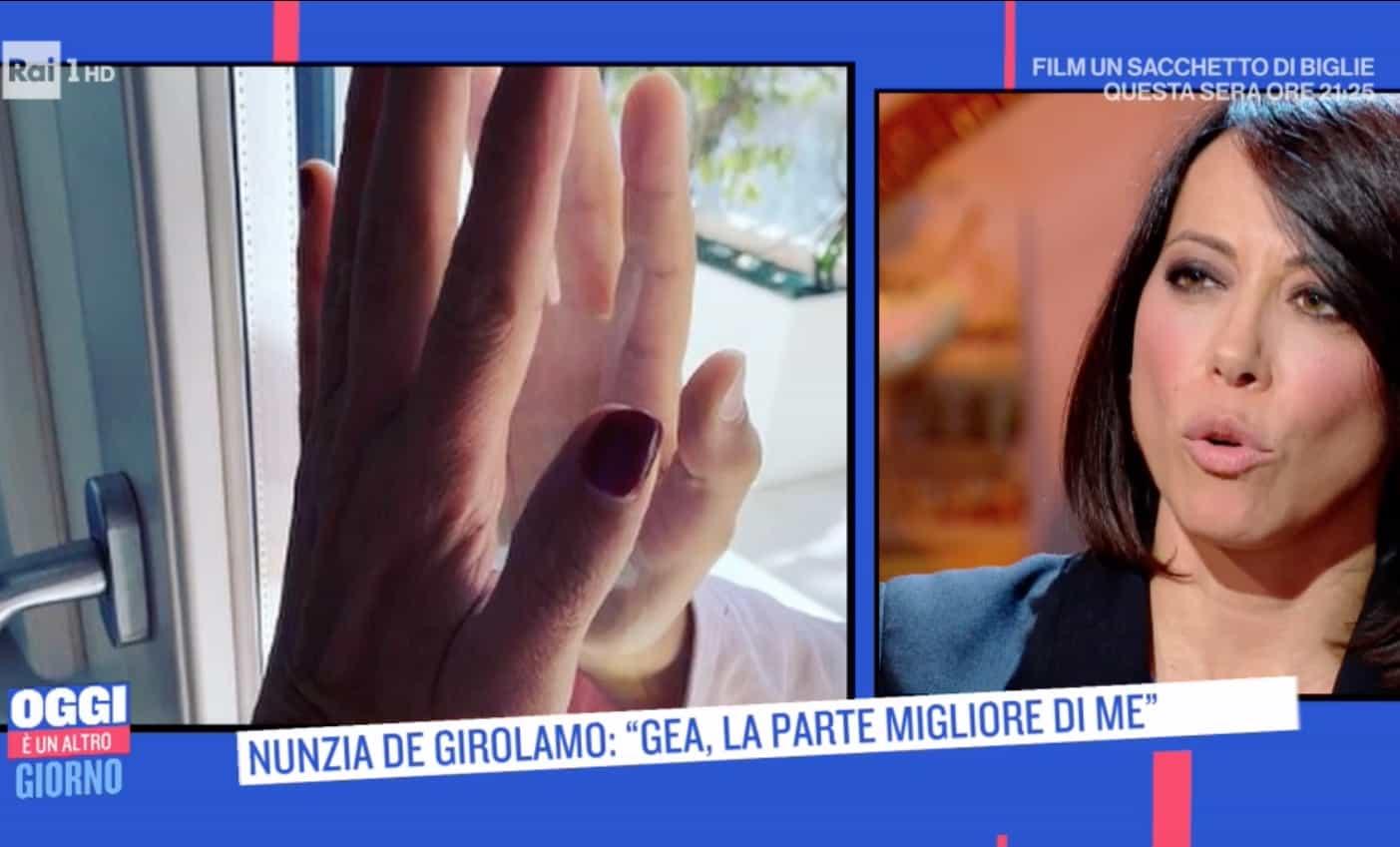 Nunzia De Girolamo riceve il messaggio del marito, con Francesco Boccia un colpo di fulmine (Foto)