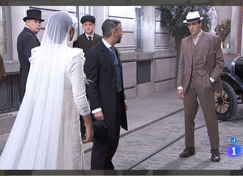 Una vita anticipazioni: arriva Santiago il marito di Marcia, cosa cambia ora?
