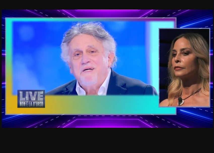 """Andrea Roncato ancora contro Stefania Orlando: """"Quando avevo bisogno per la droga se ne andò"""""""