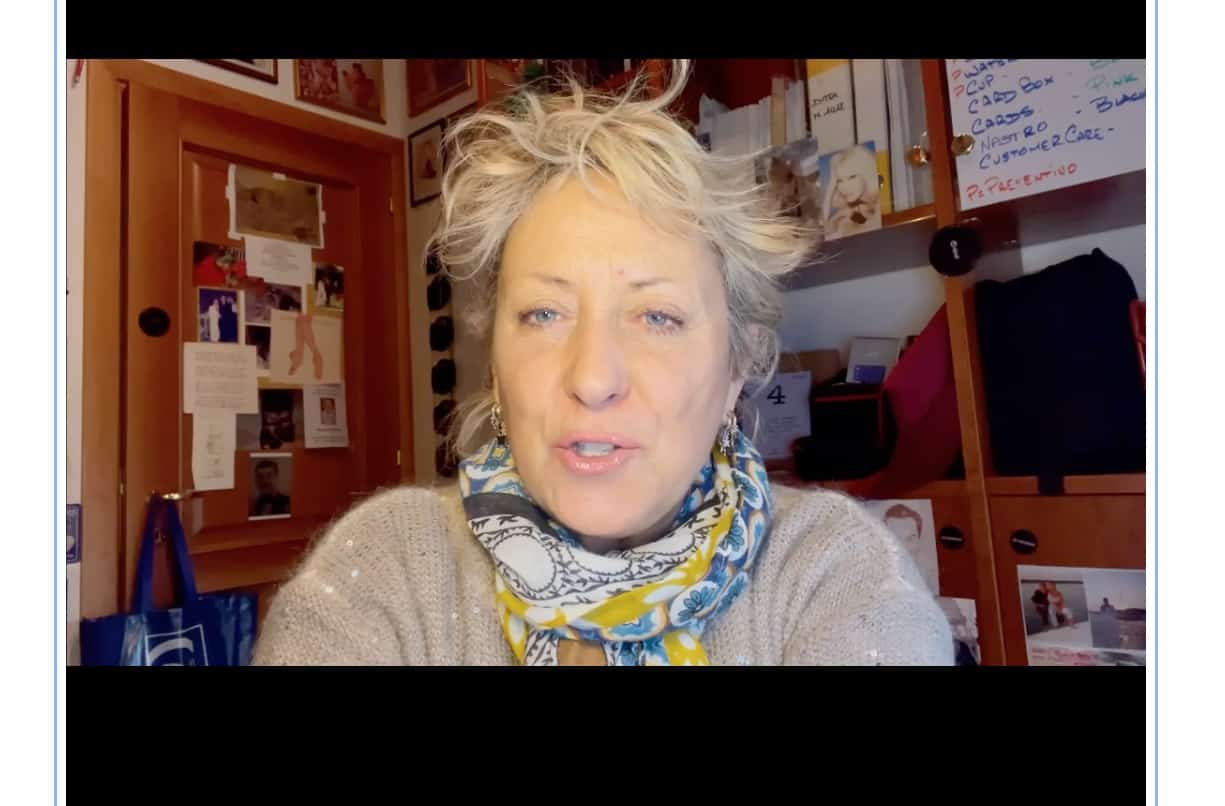 Carolyn Smith: gli esami non hanno dato i risultati sperati ma non le manca la forza (Foto)