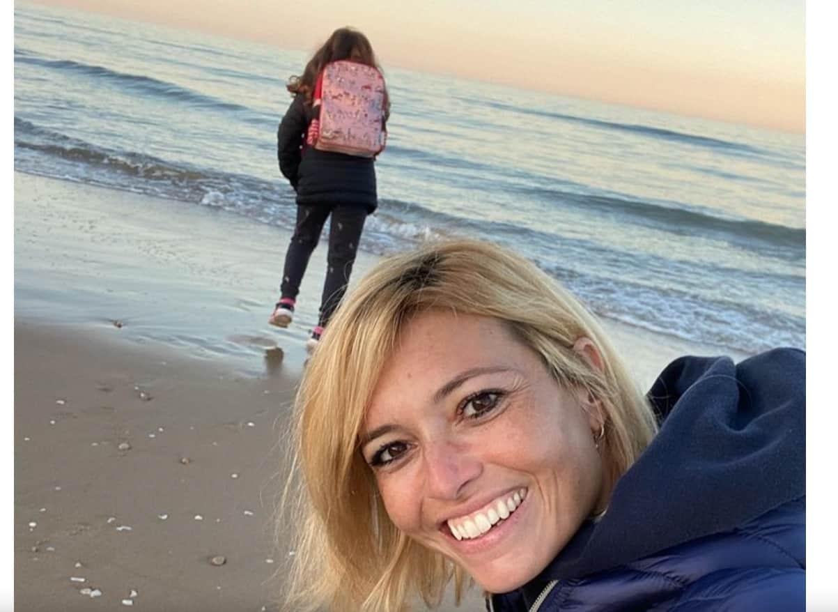 Stella, la figlia di Fabrizio Frizzi commuove con un disegno (Foto)
