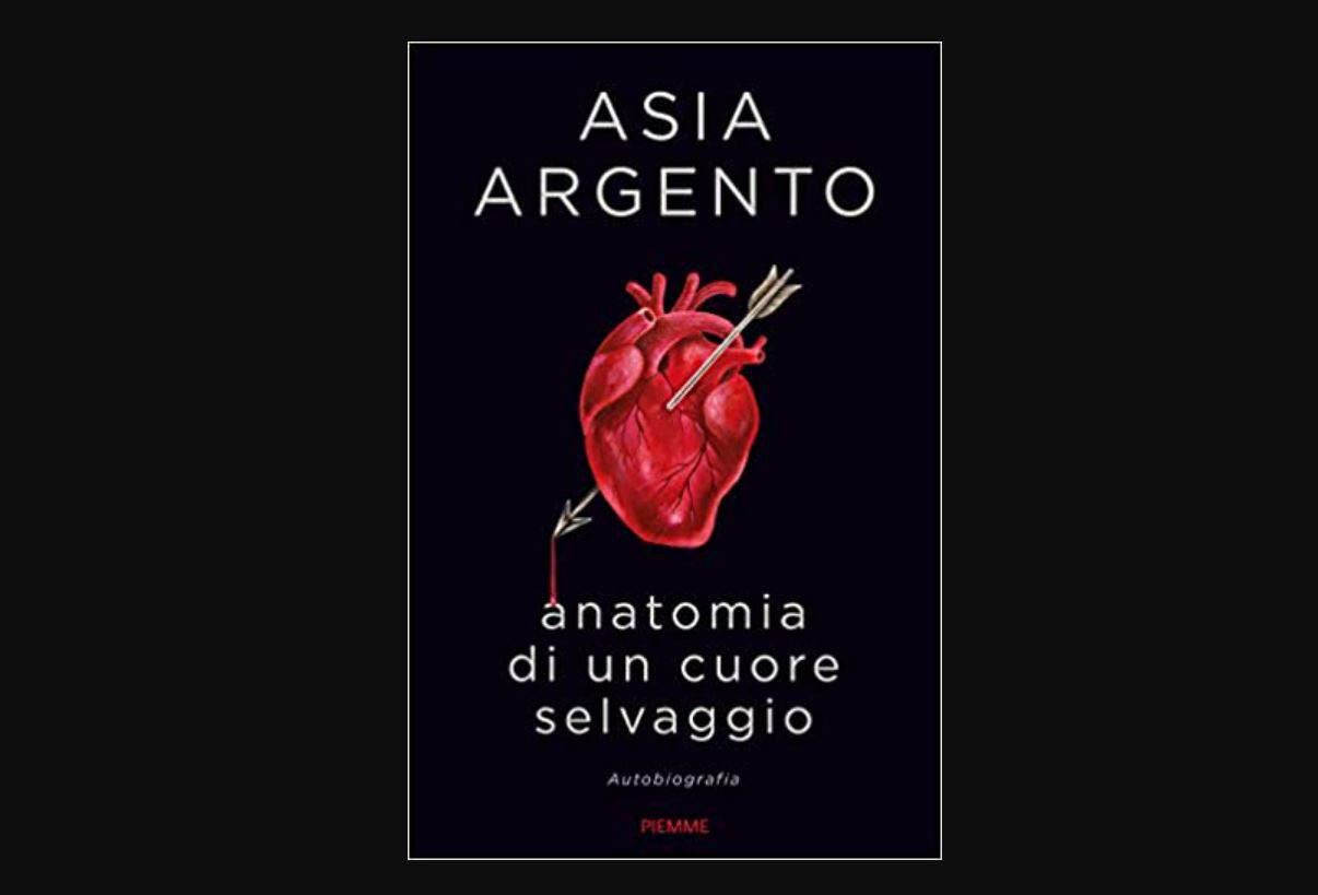 Anatomia di un cuore selvaggio: il libro di Asia Argento per raccontare le violenze subite da sua madre