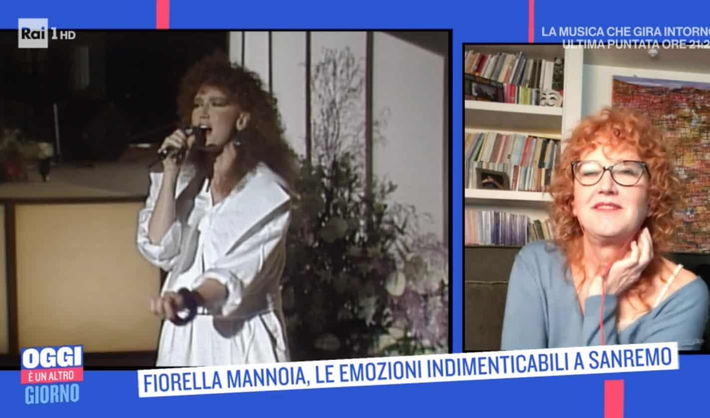 """Fiorella Mannoia prima e dopo a Oggi è un altro giorno: """"Mi piaccio molto di più adesso"""" (Foto)"""