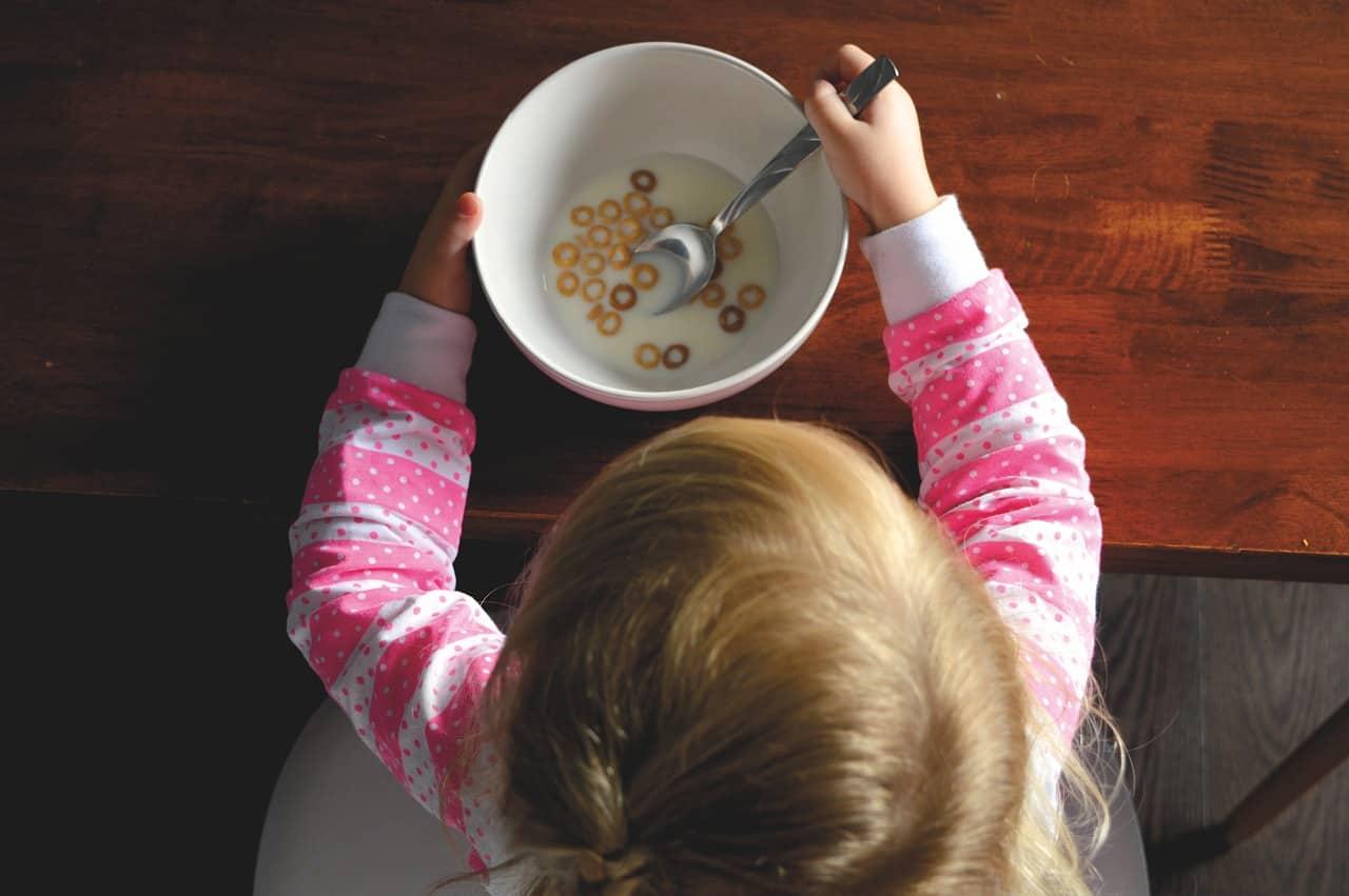 La perfetta alimentazione dei piccoli contro il Coronavirus