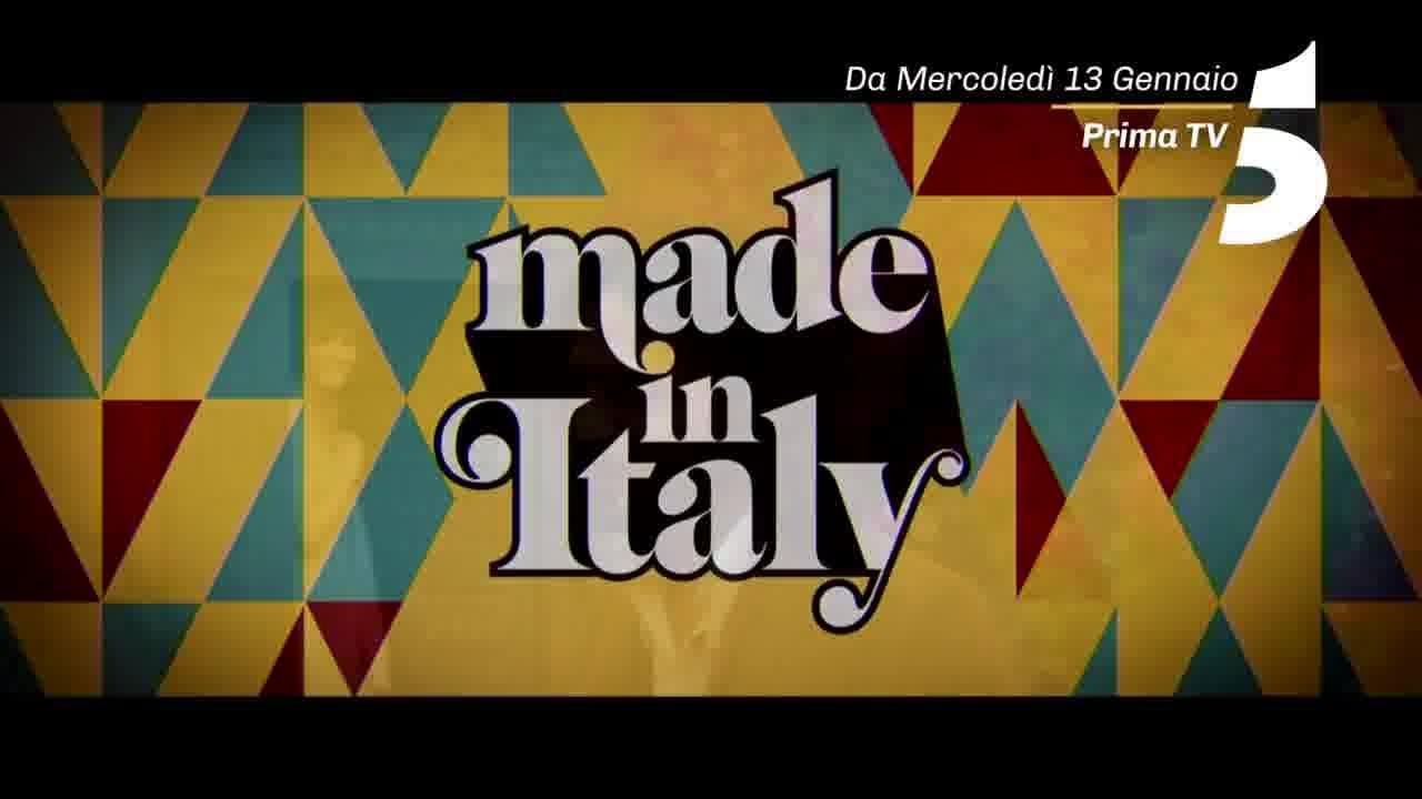 Made in Italy ultima puntata: il finale con doppio colpo di scena per Irene