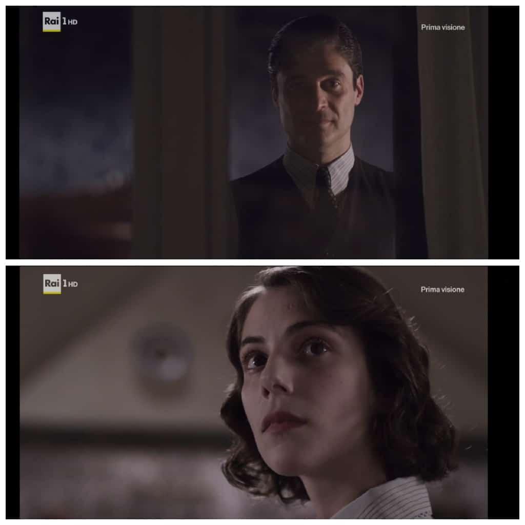 Il commissario Ricciardi anticipazioni: Alfredo diviso tra Livia ed Enrica