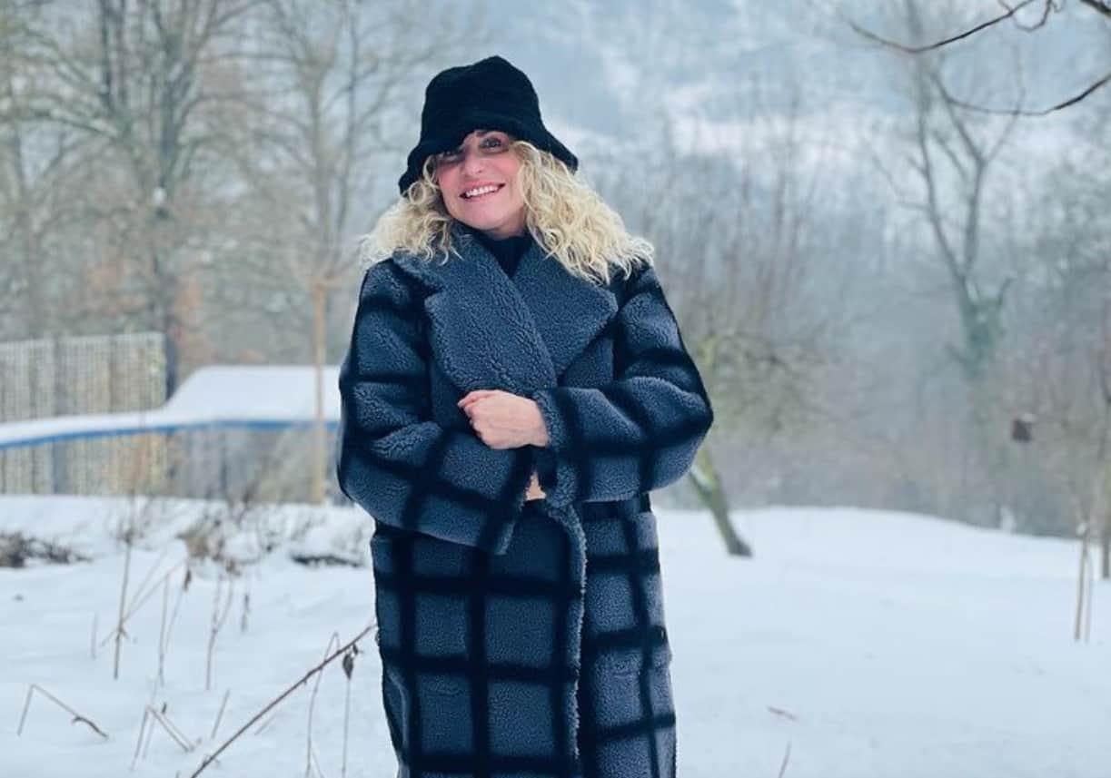 Antonella Clerici pubblica la foto di Maelle di qualche anno fa (Foto)