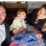 Andrea Sannino presenta il figlio appena nato, la famiglia al completo (Foto)