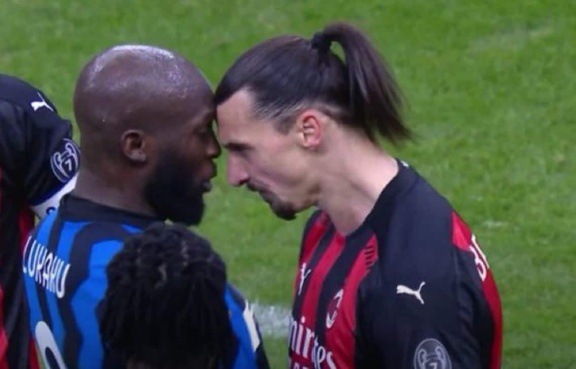Dopo lo scontro con Lukaku le frasi di Ibrahimovic potrebbero costargli Sanremo 2021?