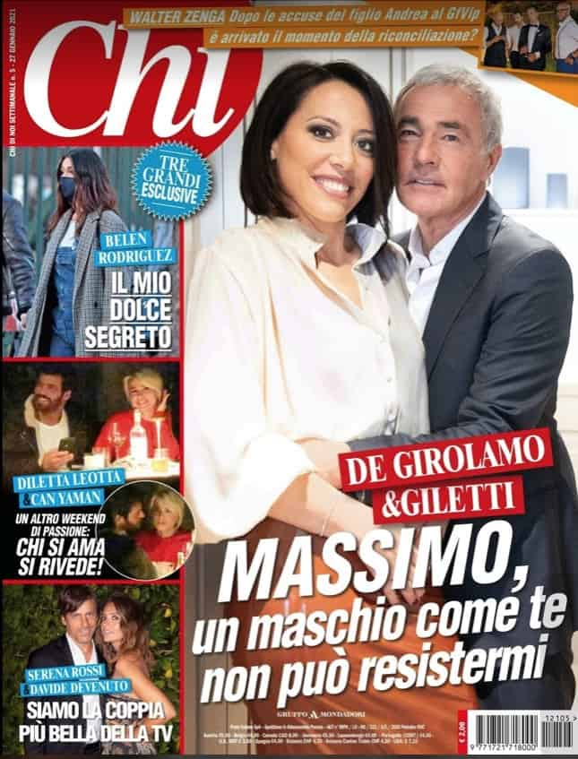 Nunzia De Girolamo e quelle foto con Massimo Giletti ma il marito non è geloso