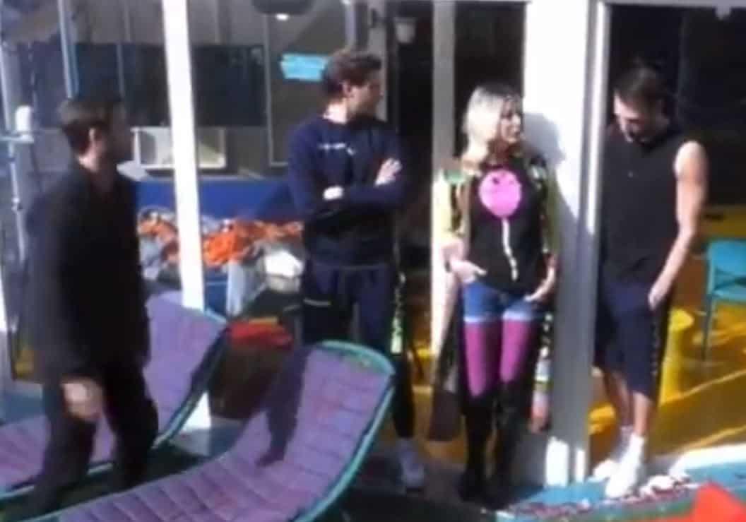 Urla fuori dalla casa del GF VIP 5: televoto truccato, fuggite dal circo