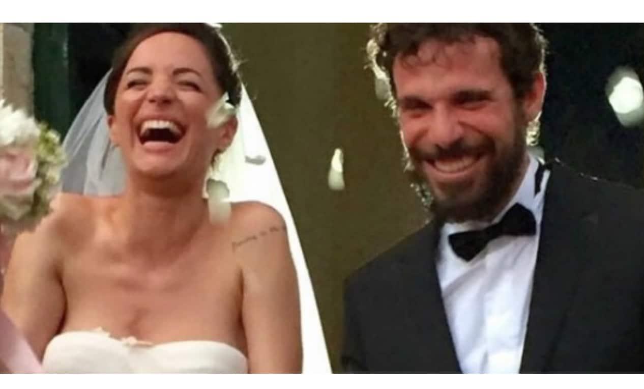 Matrimonio finito tra Andrea Delogu e Francesco Montanari? (Foto)