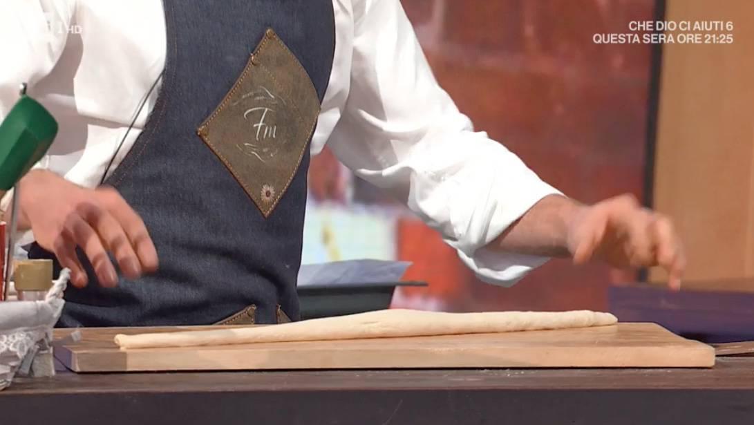 Bretzel di Fulvio Marino, la favola ricetta da E' sempre mezzogiorno