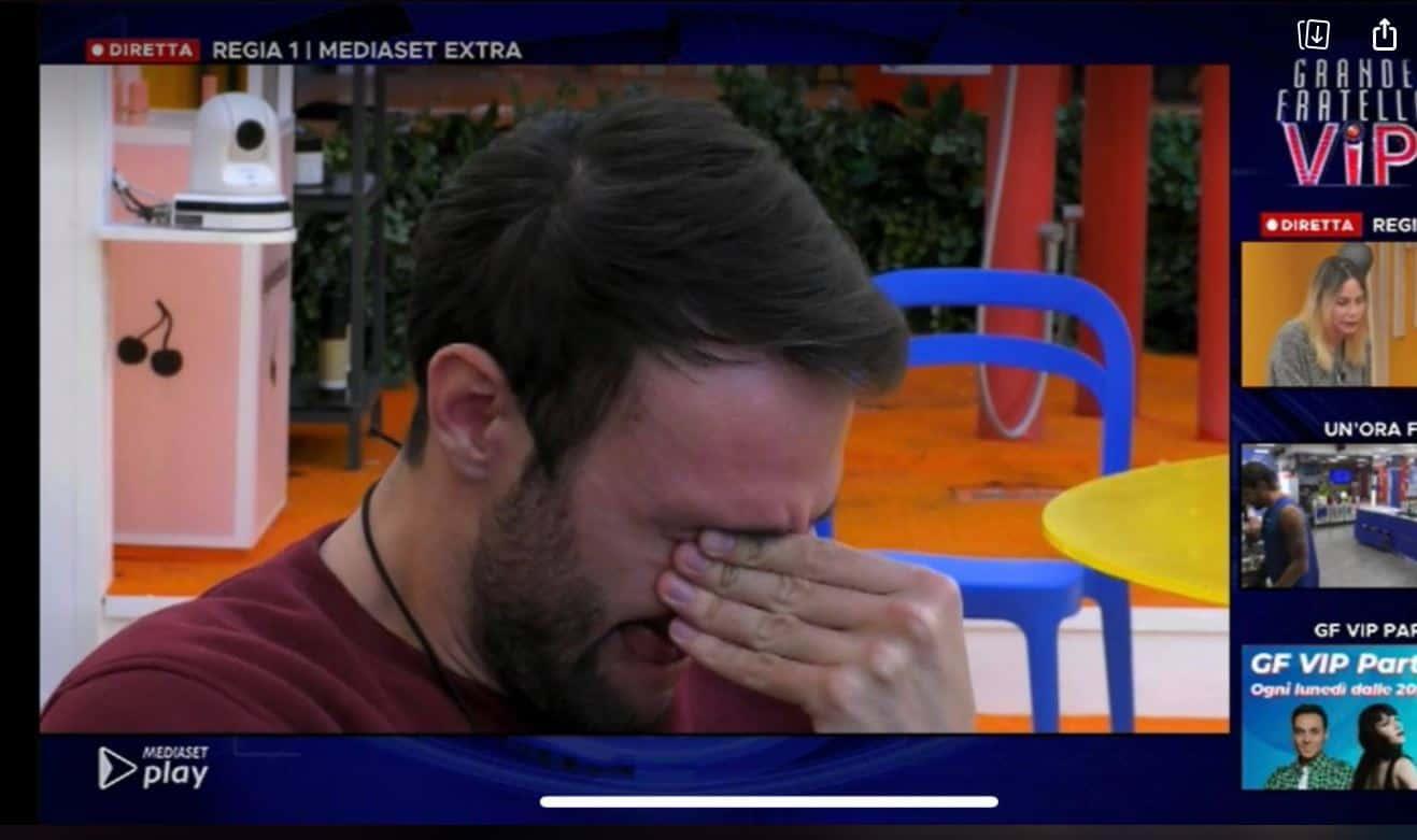 """Tutto la rabbia di Andrea Zenga dopo il confronto con Walter: """"E' venuto qui perchè sono in tv"""""""