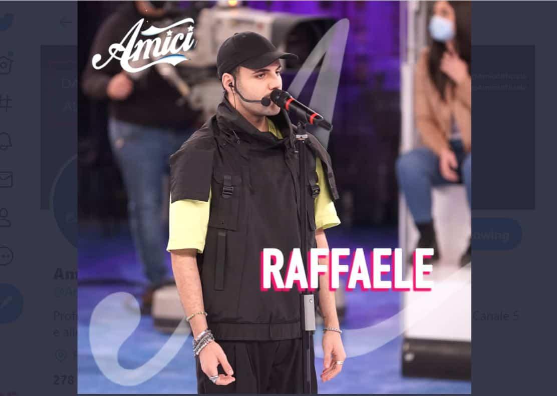 Pessimo il discorso di Rudy Zerbi su Raffaele ad Amici 20: Arisa non ci sta e ha ragione