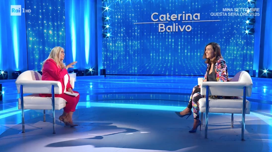 Caterina Balivo terrorizzata a Domenica In rivela perché ha lasciato Vieni da me (Foto)
