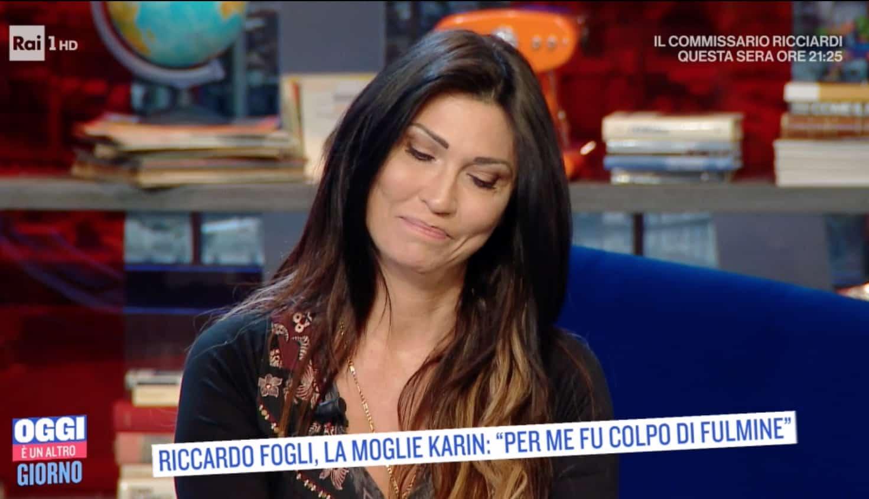 Riccardo Fogli e sua moglie Karin: le foto del matrimonio ma lui ha paura di non vivere a lungo