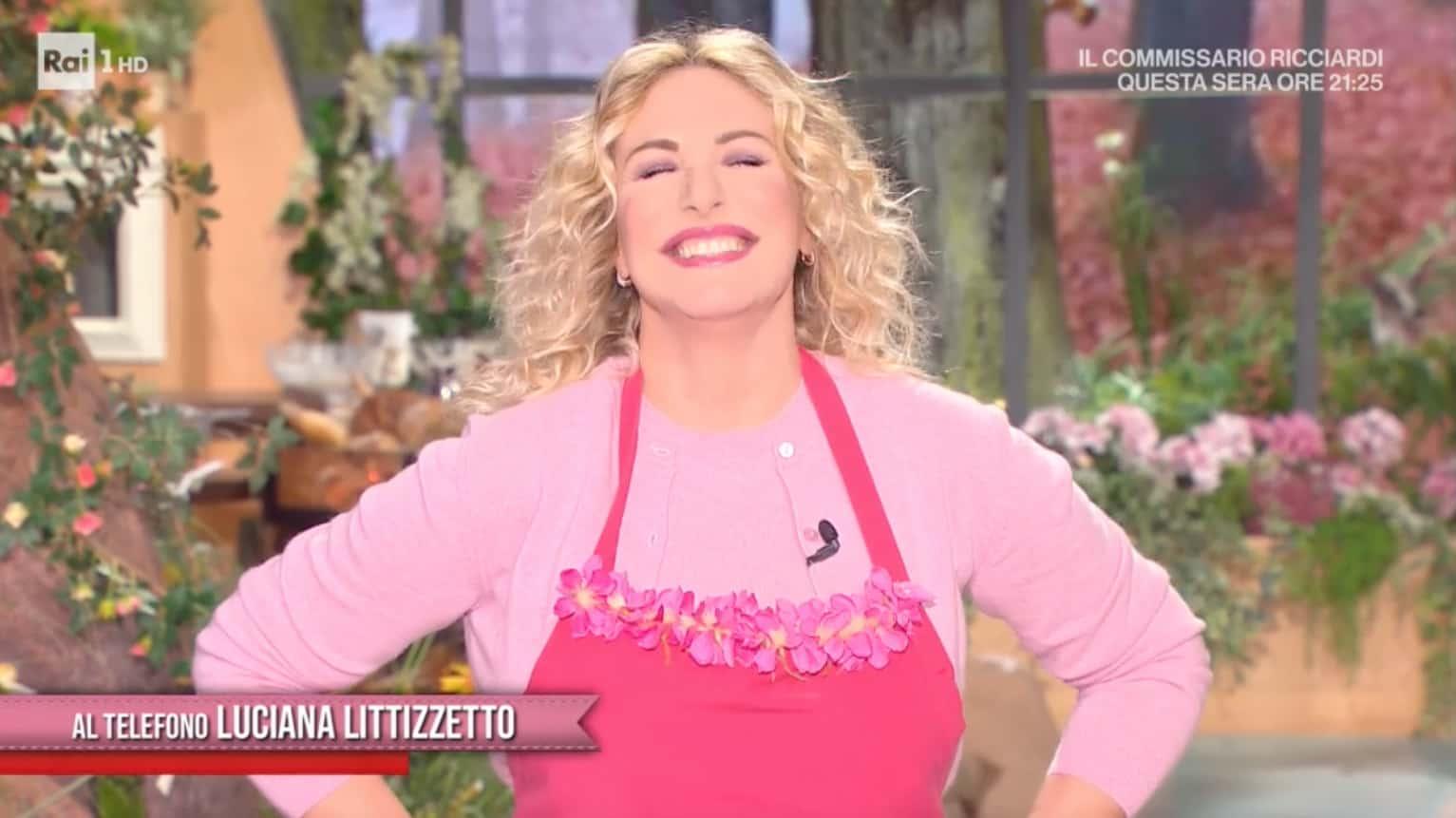 """Luciana Littizzetto sorprende Antonella Clerici: """"La tua trasmissione per me è imperdibile"""""""