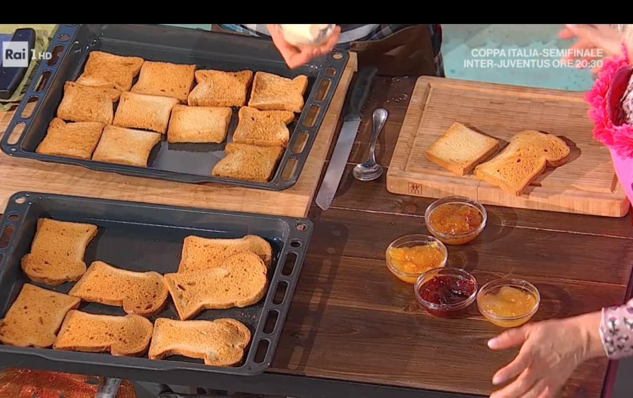 Fette biscottate, la ricetta di Fulvio Marino