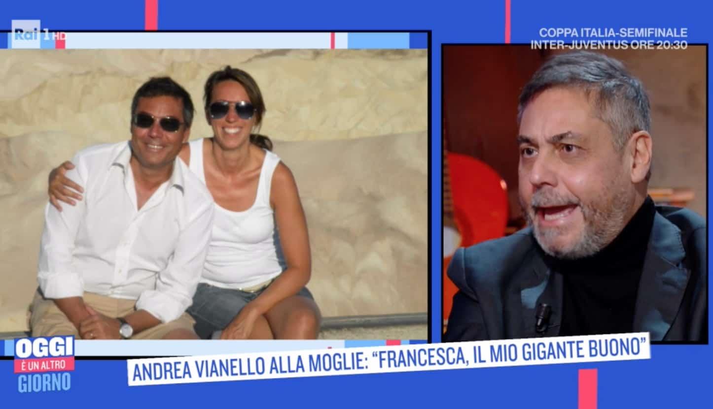 """La moglie e i figli di Andrea Vianello: """"Il vaccino è la nostra famiglia"""" (Foto)"""