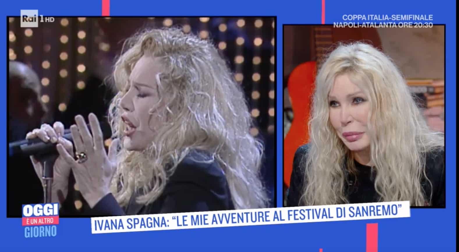 Il matrimonio lampo di Ivana Spagna, il divorzio dopo solo una settimana (Foto)