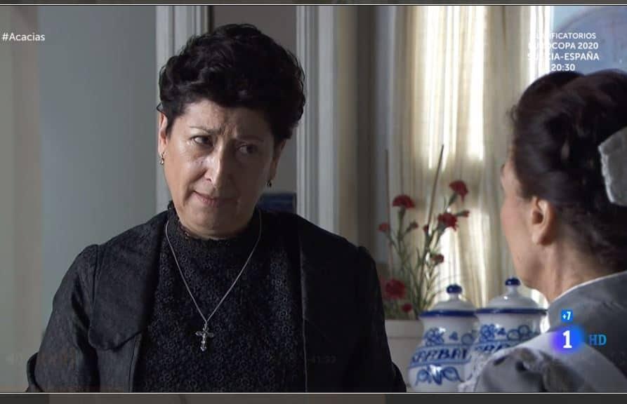 Una vita anticipazioni: Ursula indaga, scopre di Marcia e Felipe?