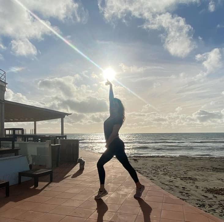 Elisa Isoardi si allena in palestra, immediata la polemica (Foto)