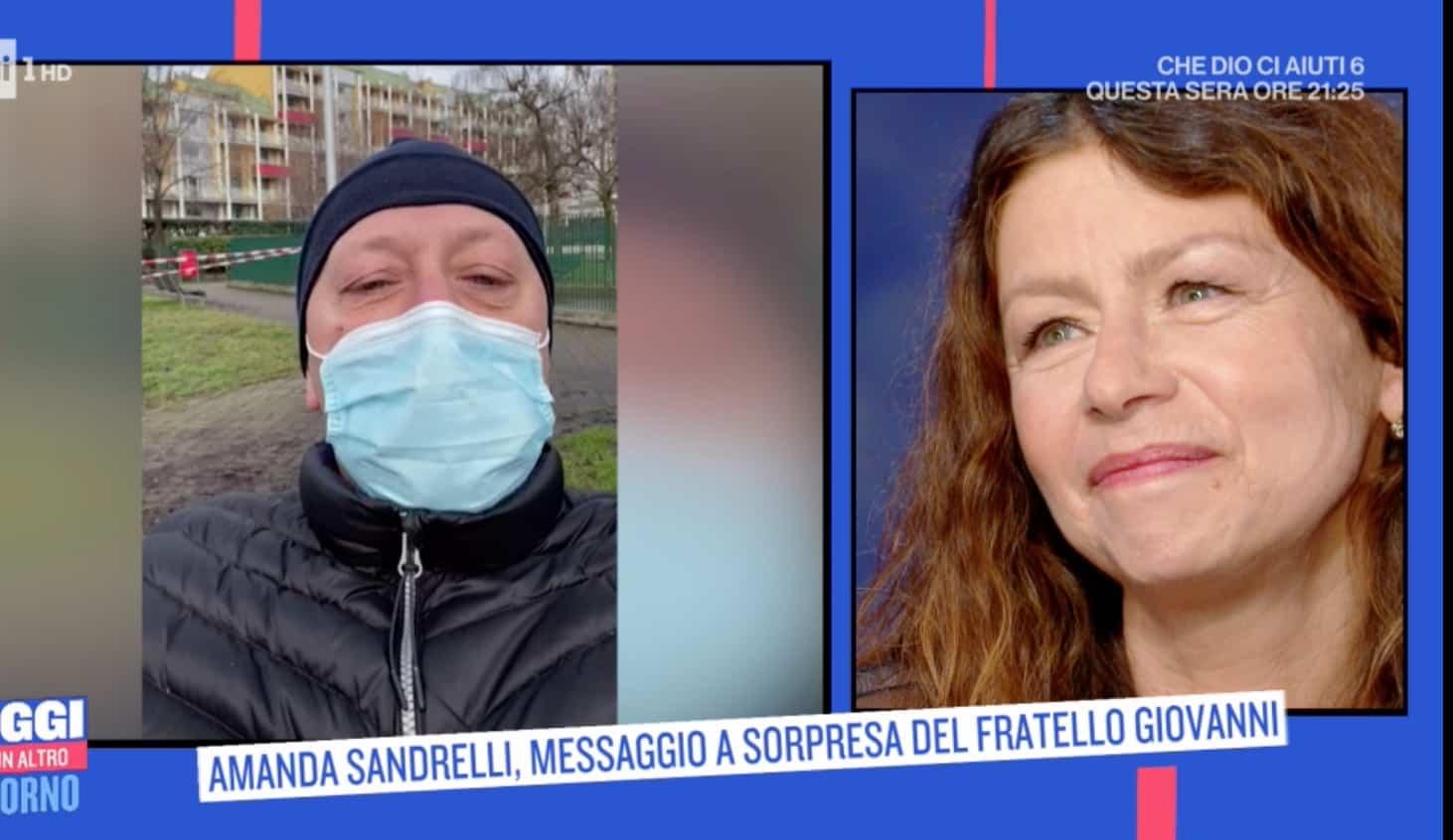 Amanda Sandrelli ringrazia la moglie di Gino Paoli: da figlia unica a due fratelli (Foto)