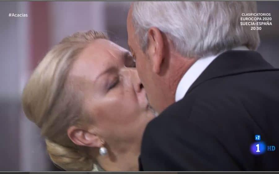 Una vita anticipazioni: Genoveva sospetta ma Marcia e Felipe si sono separati