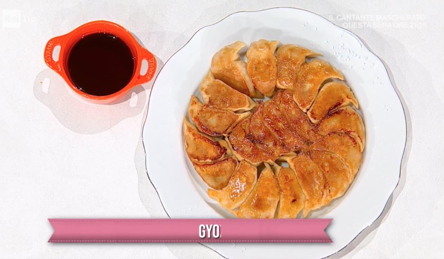 Gyoza, la ricetta dei ravioli giapponesi di Hiro Shoda