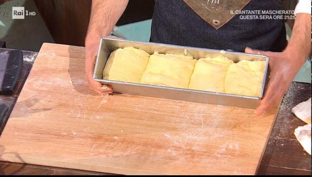 Shokupan pane giapponese, la ricetta di Fulvio Marino