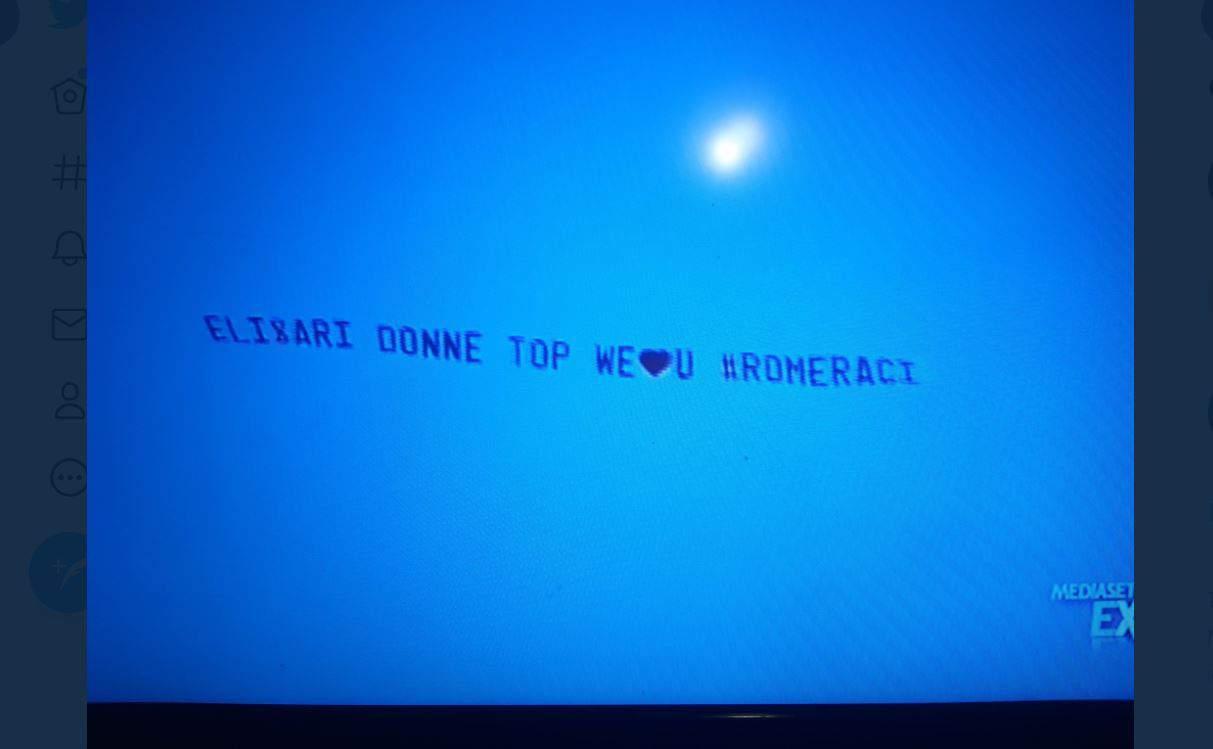 GF VIP 5, lo strano messaggio aereo per le #romeraci manda in crisi Giulia Salemi