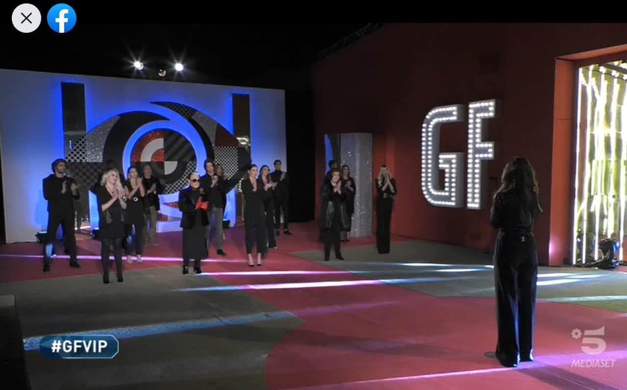 Il toccante saluto degli ex concorrenti del GF VIP 5 a Dayane Mello e le sue parole fortissime