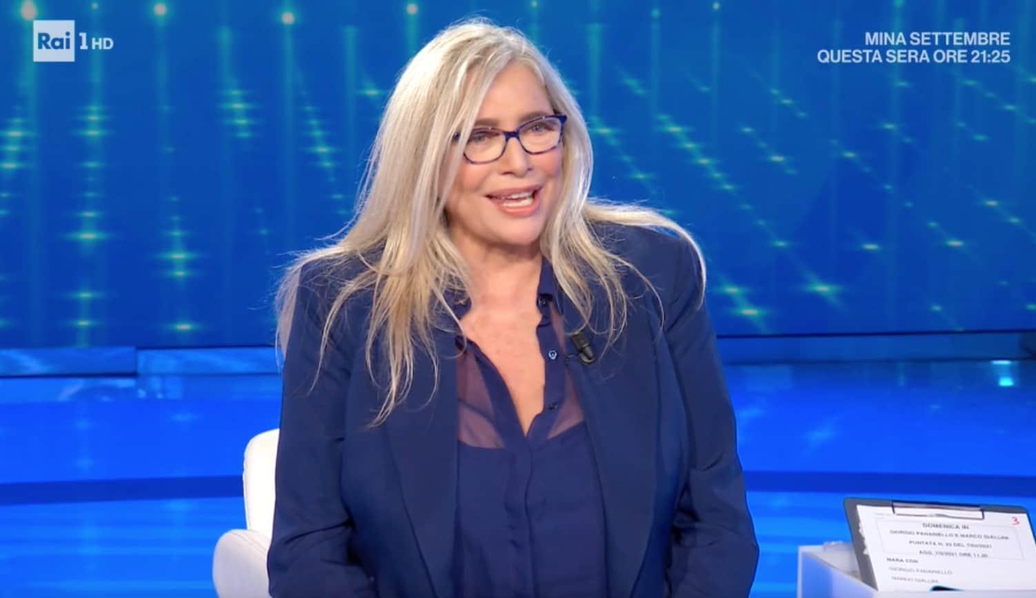 Mara Venier, il problema agli occhi è a causa del calazio (Foto)