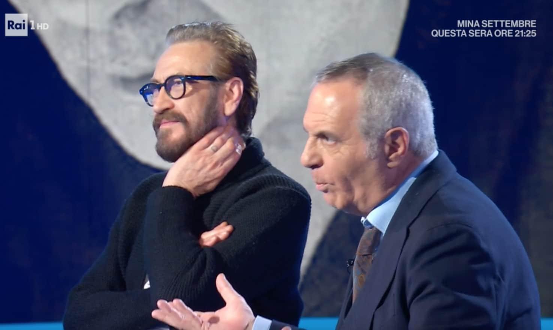 """Giorgio Panariello e Marco Giallini: """"Lui è peggio di me"""" è lo show in arrivo su Rai 3"""