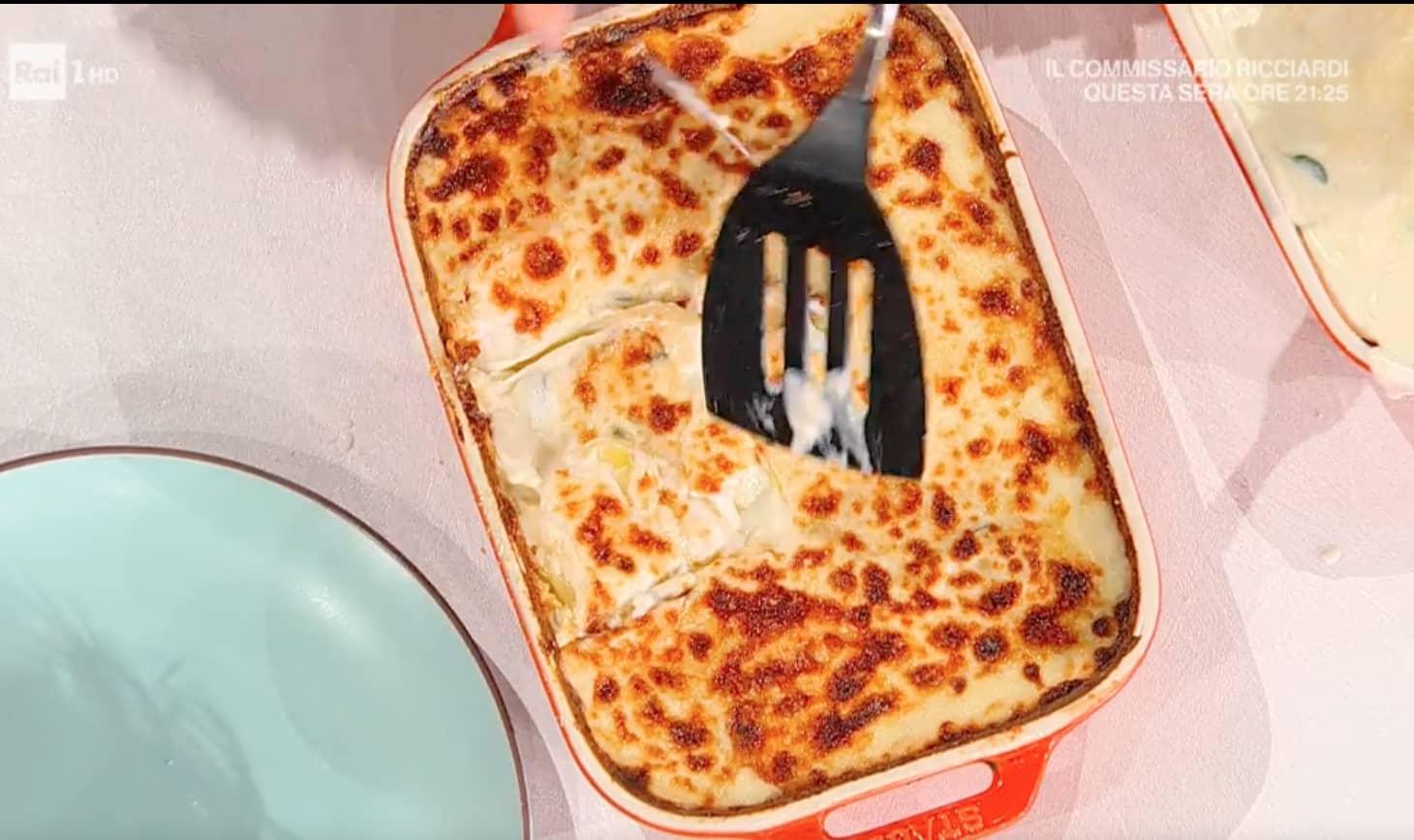 Lasagna di patate, la ricetta di Zia Cri