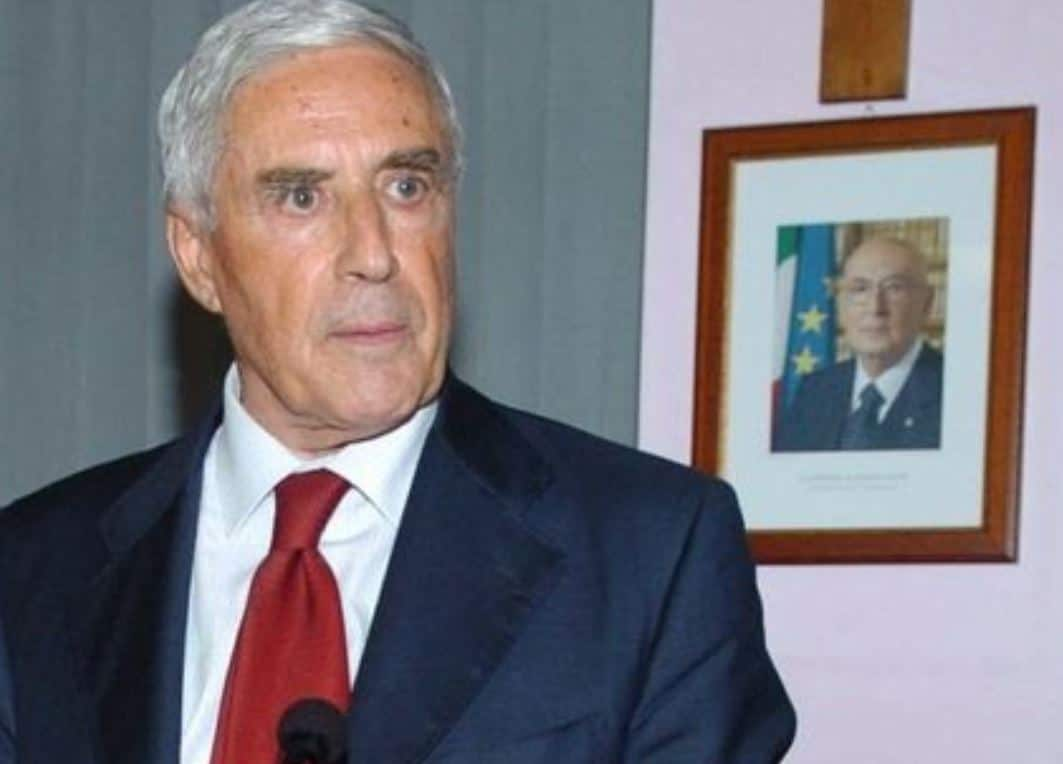 Addio a Franco Marini: l'ex senatore aveva avuto anche il covid 19
