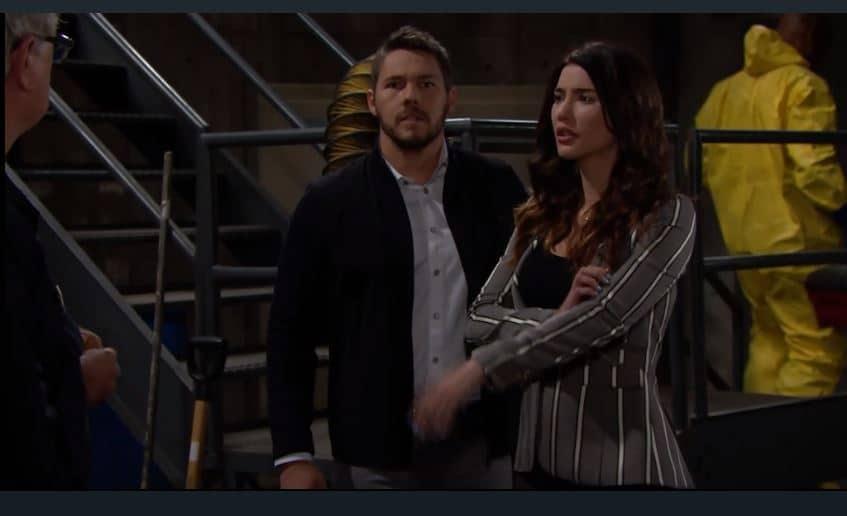Beautiful anticipazioni: Brooke costringe Hope a tacere, Thomas è scomparso