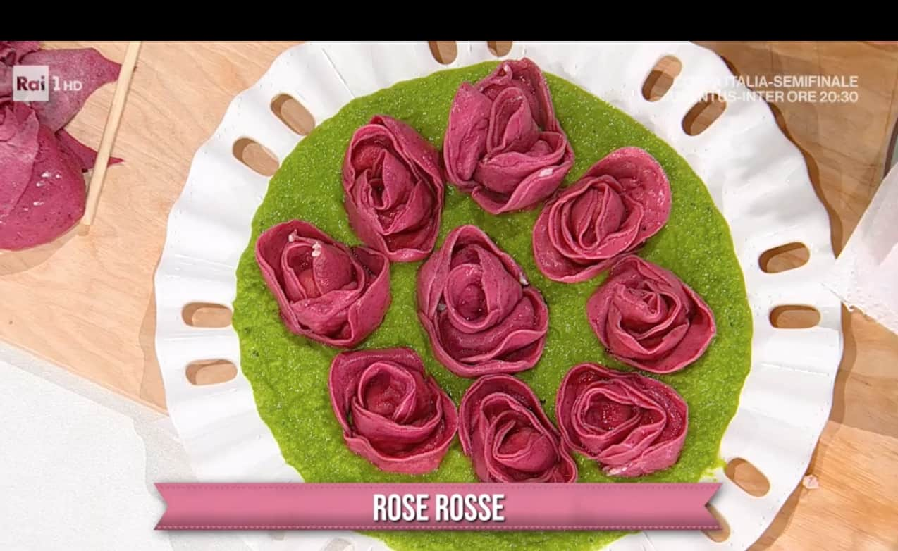 Meravigliose rose rosse, la ricetta di San Valentino di Daniele Persegani (Foto)