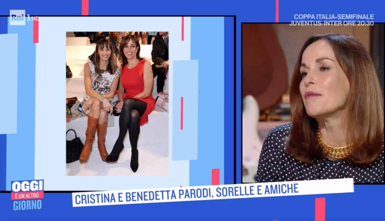 Il messaggio di Benedetta Parodi per Cristina: non hanno mai litigato (Foto)