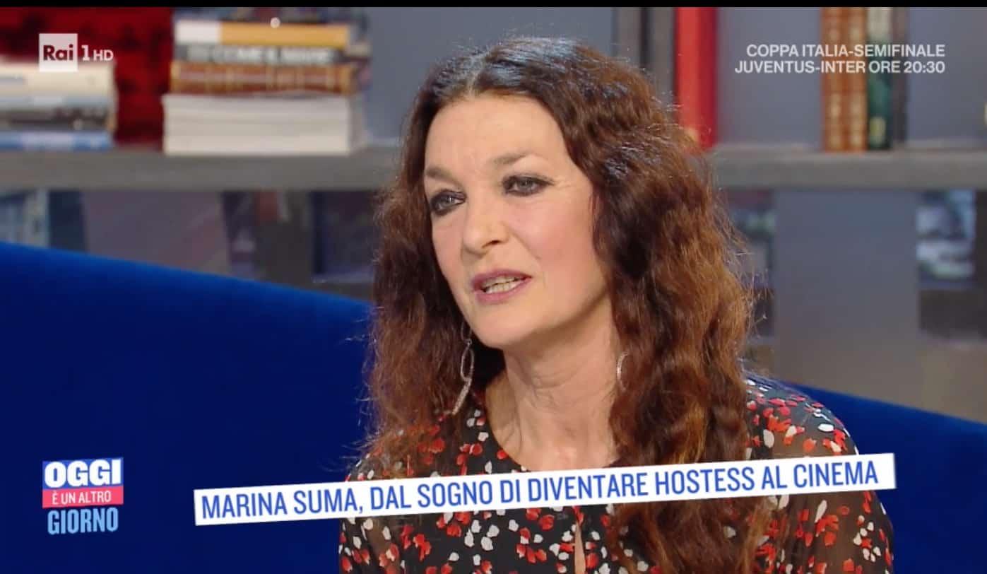 Marina Suma, la malattia e la morte del compagno l'hanno resa più forte (Foto)