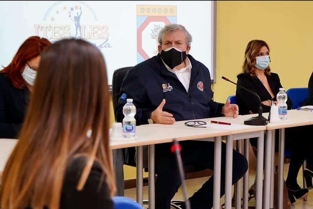 Da zona arancione a zona gialla: la Puglia cambia colore l'11 febbraio 2021